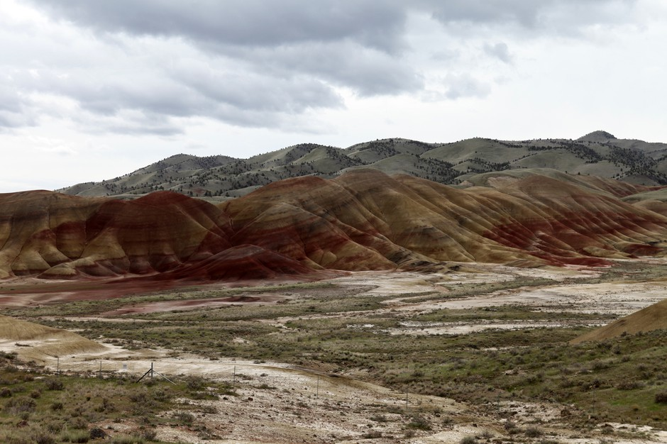 Thousands are expected to come to Wheeler County due to its wide vistas, sunny skies and natural wonders like the nearby Painted Hills. Consequently, the U.S. Forest Service and other government agencies are struggling with many of the issues confronting small towns like Spray.