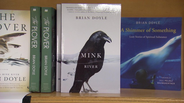 Brian Doyle was one of Oregon's most prolific authors. His 28 published works span a variety of topics, from essays on the Pacific Islands and spirituality to novels which featurednon-human characters.